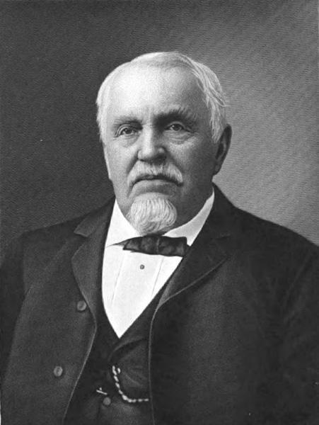 Jacob Schoellkopf Sr. Portrait