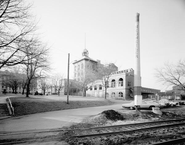 Germania Brewery in Allentown, Pennsylvania