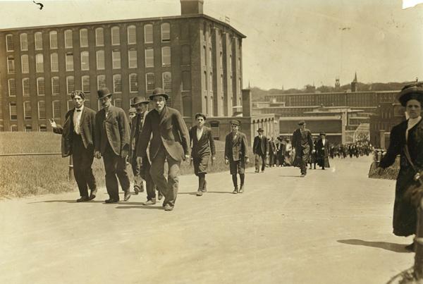 Amoskeag Manufacturing Company, 1909