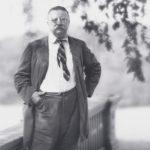 Theodore Roosevelt portrait, Sept. 8, 1916