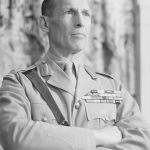 George II, King of Greece, portrait photograph, ca. 1942
