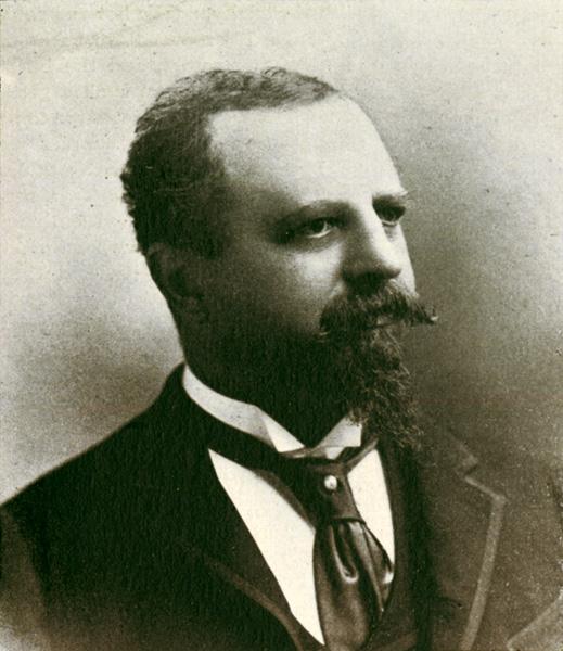 Portrait of Adolphus Busch, n.d.