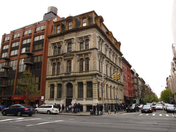 The Metropolitan Savings Bank Building, New York City