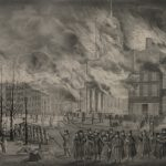 Great New York Fire of 16 December 1835