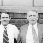 Brothers August and Fred Duesenberg in 1925