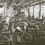The Duesenberg Factory Floor