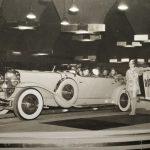 A Duesenberg La Grande Show Car
