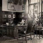 Hermann Schuelein's office at Lowenbräu