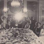 Schuelein family party, ca. 1930