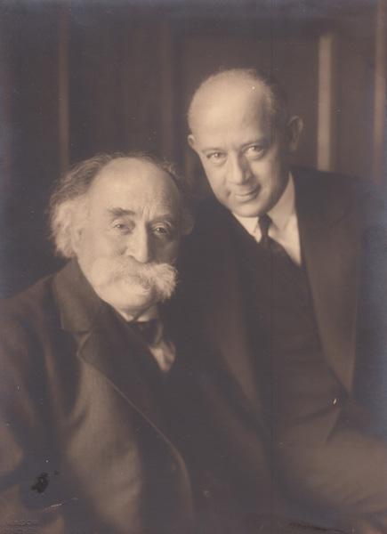 Josef and Hermann Schuelein