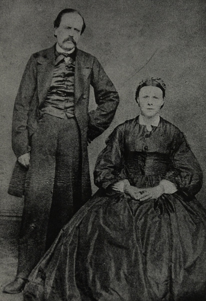 Antonio and Elizabeth Sousa, date unknown