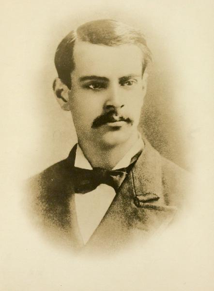 John Philip Sousa, ca. 1876