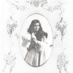 John Philip Sousa's daughters, Jane Priscilla and Helen, ca. 1898