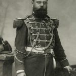 John Philip Sousa in his Marine Band uniform