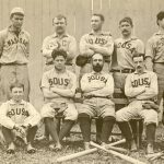The Sousa Band baseball team, 1904