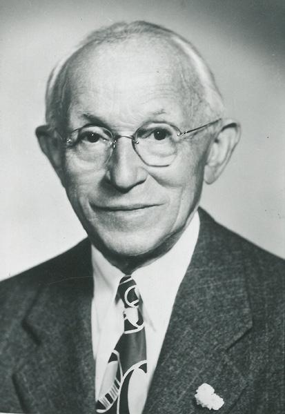 Max S. Hirsch, 1954