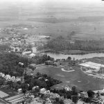 Peddie School campus, 1924