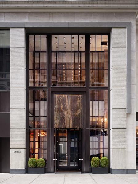 Andaz 5th Avenue, Entrance, New York, NY