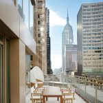 Andaz 5th Avenue, Terrace Suite Balcony, New York, NY