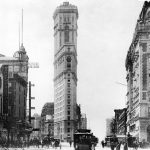 Times Square Looking South, January 1905