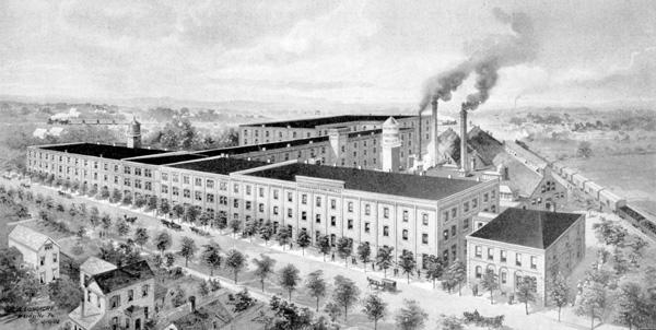 Wayne Knitting Mills, 1906