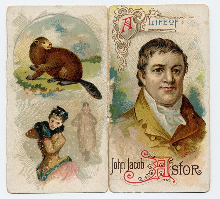 A Life of John Jacob Astor