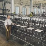 Wayne Knitting Mills, Mill Operative, 1930