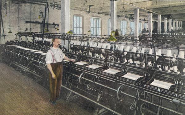 Wayne Knitting Mills, Mill Operative, 1930