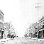 View of Columbia Street in Fort Wayne, Indiana, n.d.