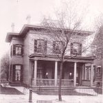 Bausch Home, 13 Hyde Park, Rochester, New York