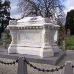 Isaac M. Singer Tomb, Torquay Cemetery, Devon, United Kingdom