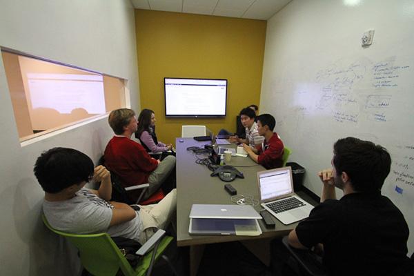 StartX mentor meeting