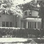 Val J. Peter's house on 809 Pine Street, n.d.