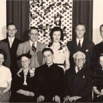 Family Portrait of Peter Family, 1952