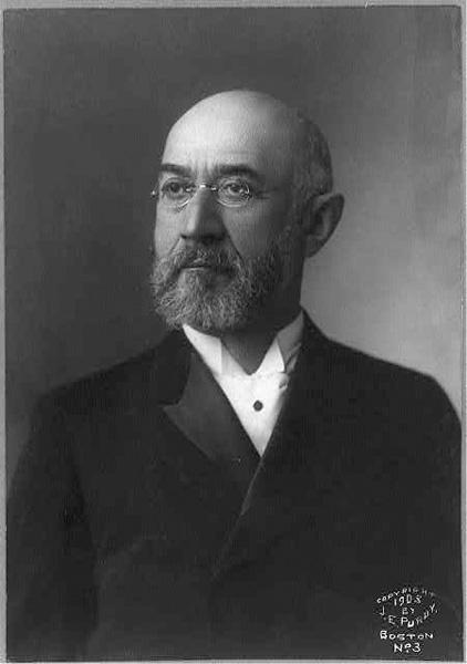 Isidor Straus, 1903