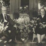 Val and Greta Peter's 40th Wedding Anniversary, April 1945