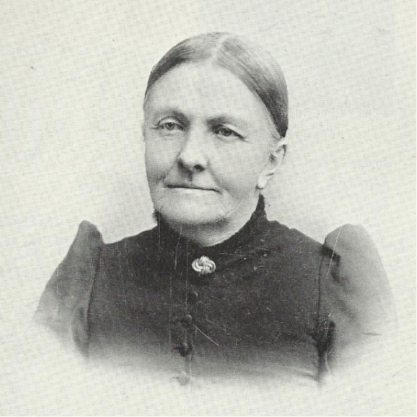 Val Peter's mother, Katharina Welzenbach Peter, n.d.