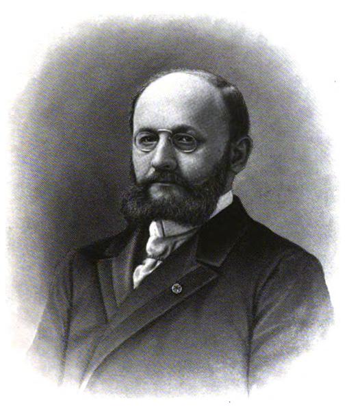 Emil Leopold Boas, Portrait from Prominent and Progressive Americans, 1904