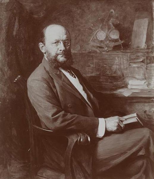 Portrait of Emil Boas, 1904