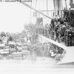 The <em>Imperator</em>, an Ocean Liner of the Hamburg-American Line, 1913