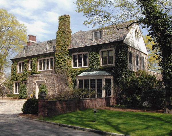 Bonniecrest, the Boas Family's Summer Home in Greenwich, CT, n.d.
