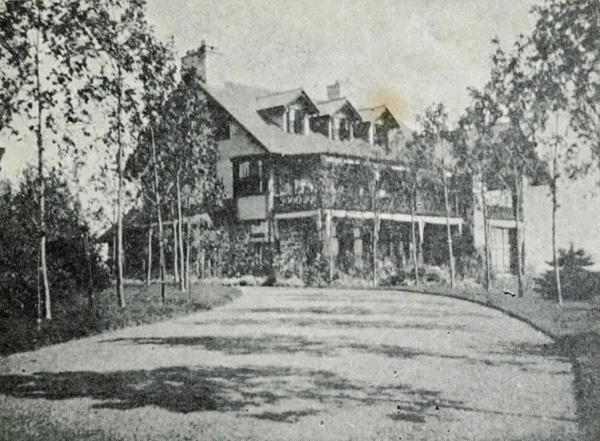 "Bonniecrest, from ""Greenwich Beautiful,"" 1913"