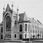 Congregation B'nai Israel, ca. 1894