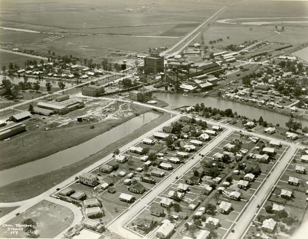 Imperial Sugar Company mill in Sugar Land, TX, n.d.
