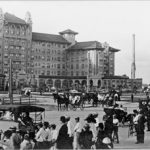Hotel Galvez on Seawall Boulevard, Galveston, Texas, ca. 1911
