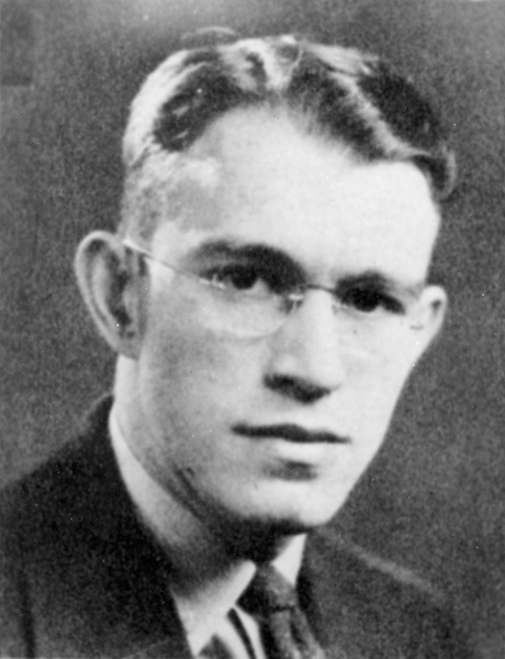 A young John W. Kluge, n.d.