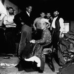 Boy Working in Sweatshop, 1889