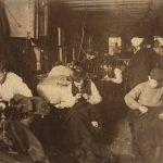 Sweatshop Workers in New York City, 1908