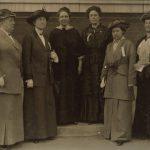 Factory Inspectors Past and Present, 1914
