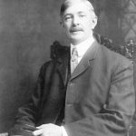 Albert Shaw, ca. 1907